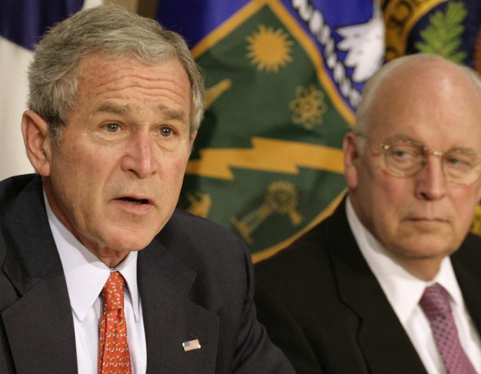 The Trial of George W. Bush and Dick Cheney as the War Criminal