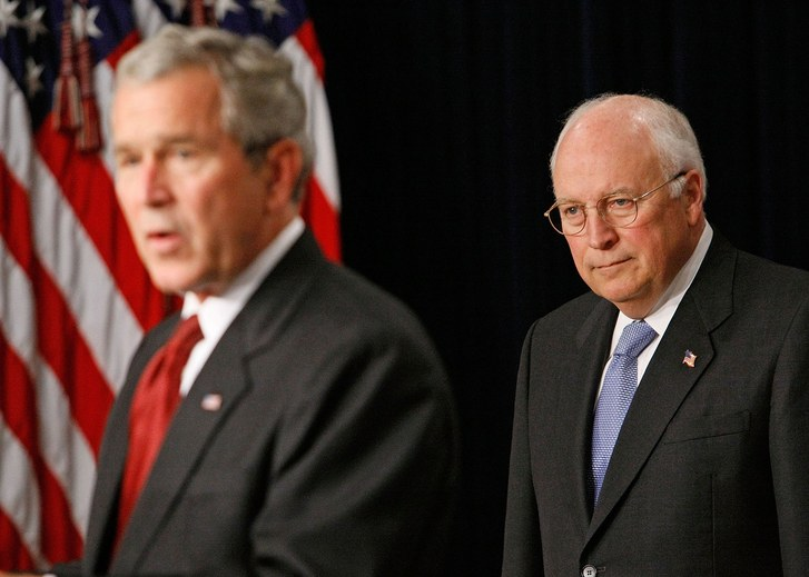 Against Forgetting the Cruelty of Bush and Cheney