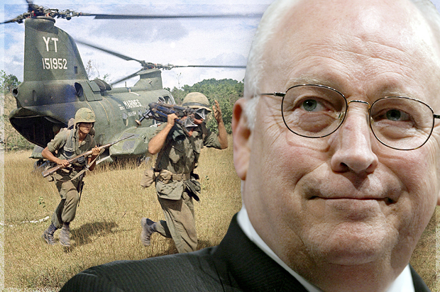 The Connection of Iraqi War with Dick Cheney