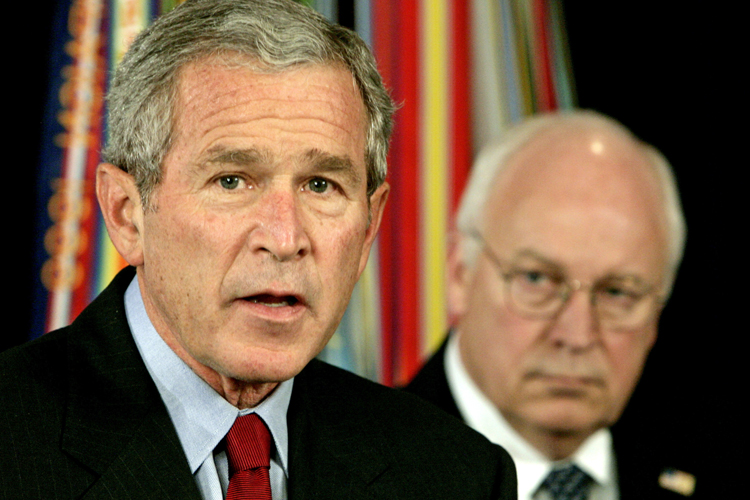 War Crime Done by Bush and Cheney