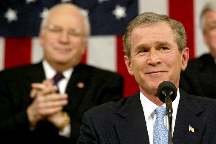 Can We Title Bush and Cheney as War Criminals