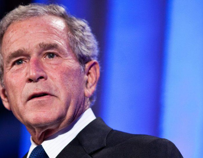 The Crime of George Walker Bush