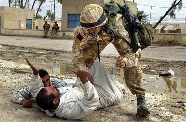 War Criminal Against Iraq