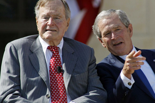 Mengapa Orang Benci Bush sebagai Presiden Amerika Serikat