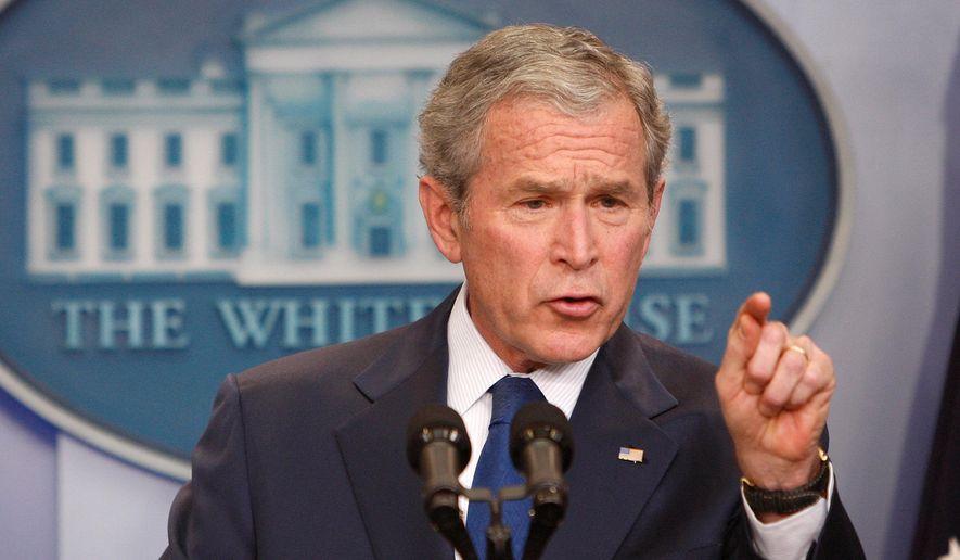 Bush and His Sidekick and the History