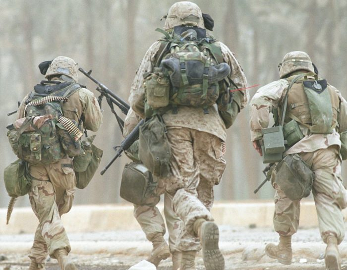 The Price Need to Pay for a War: US Invasion to Iraq