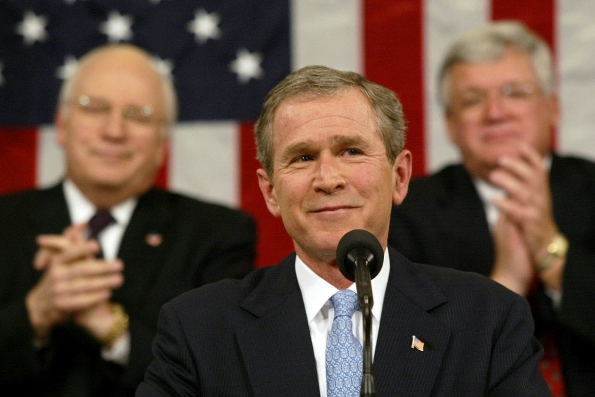 Why People Hate Bush as the President of United States