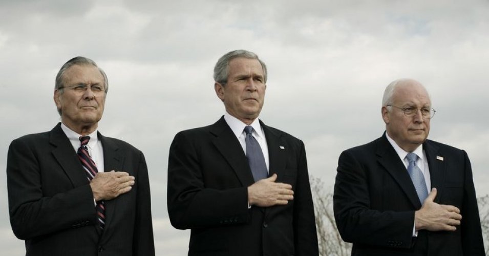 These War Crimes Were Approved by Dick Cheney